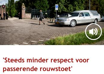 rouwstoet-respect